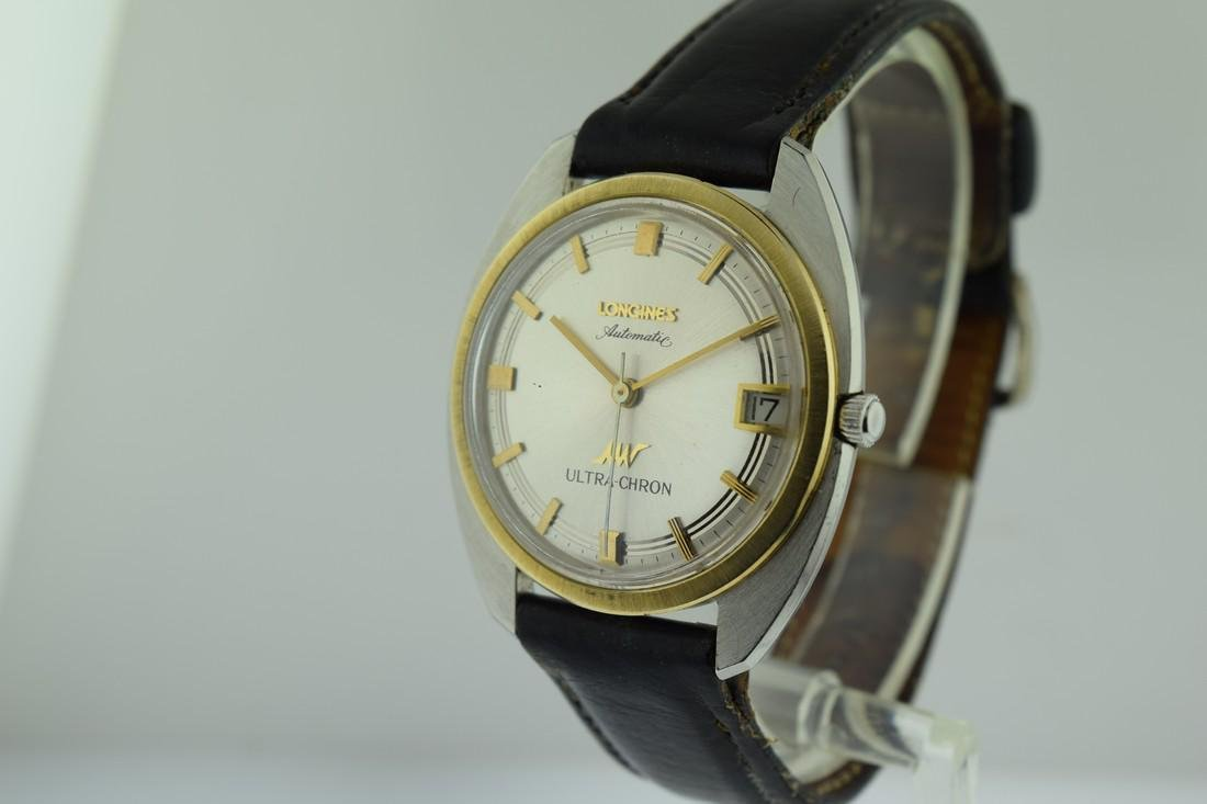 Vintage Longines Automatic Ultra-Chron Watch
