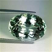 16.64 ct AAA Top Grade Natural Green Amethyst