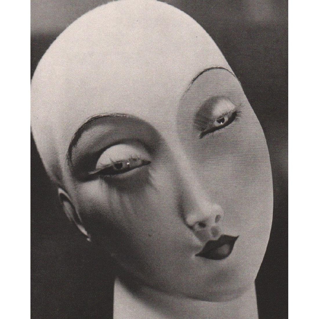 ERWIN BLUMENFELD - Dummy,  Amsterdam 1933