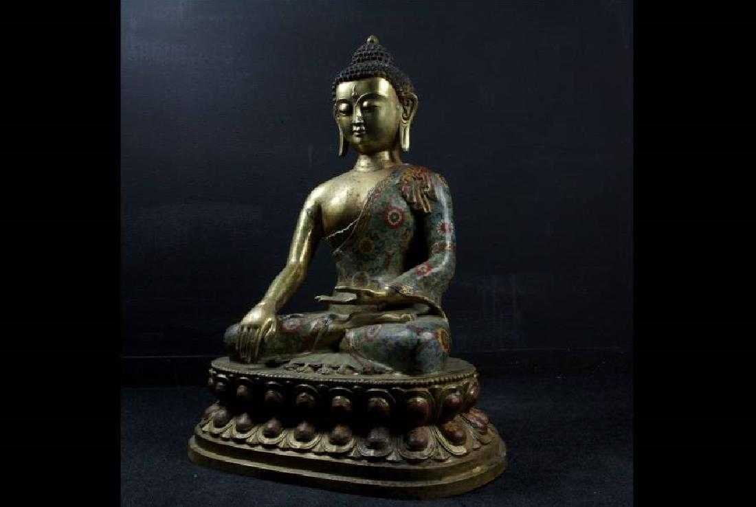 Buddha a real religious rarity from China