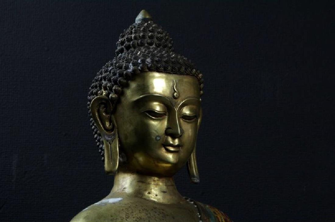 Buddha a real religious rarity from China - 4