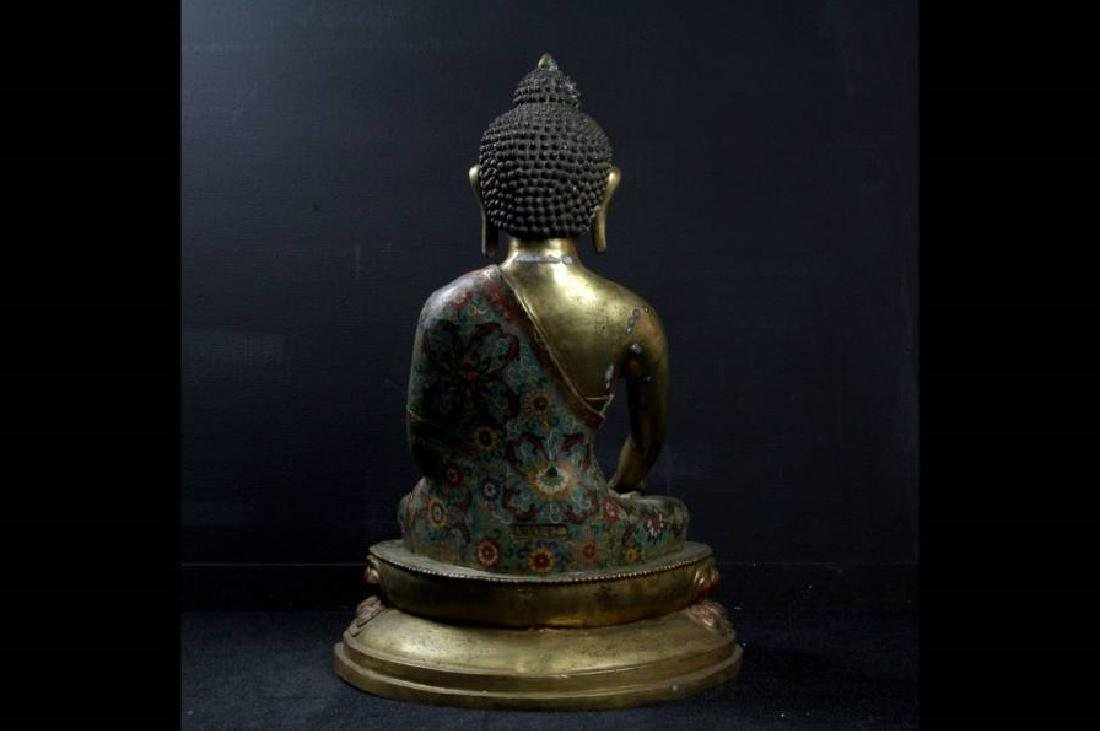 Buddha a real religious rarity from China - 5