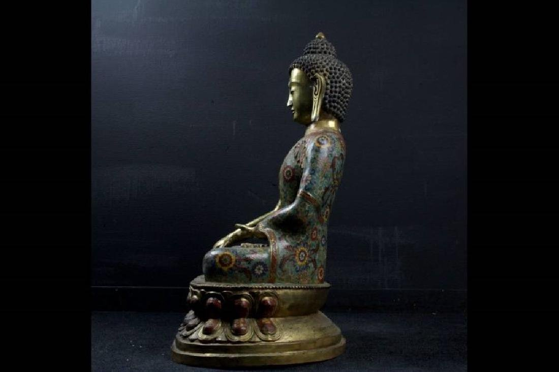 Buddha a real religious rarity from China - 6