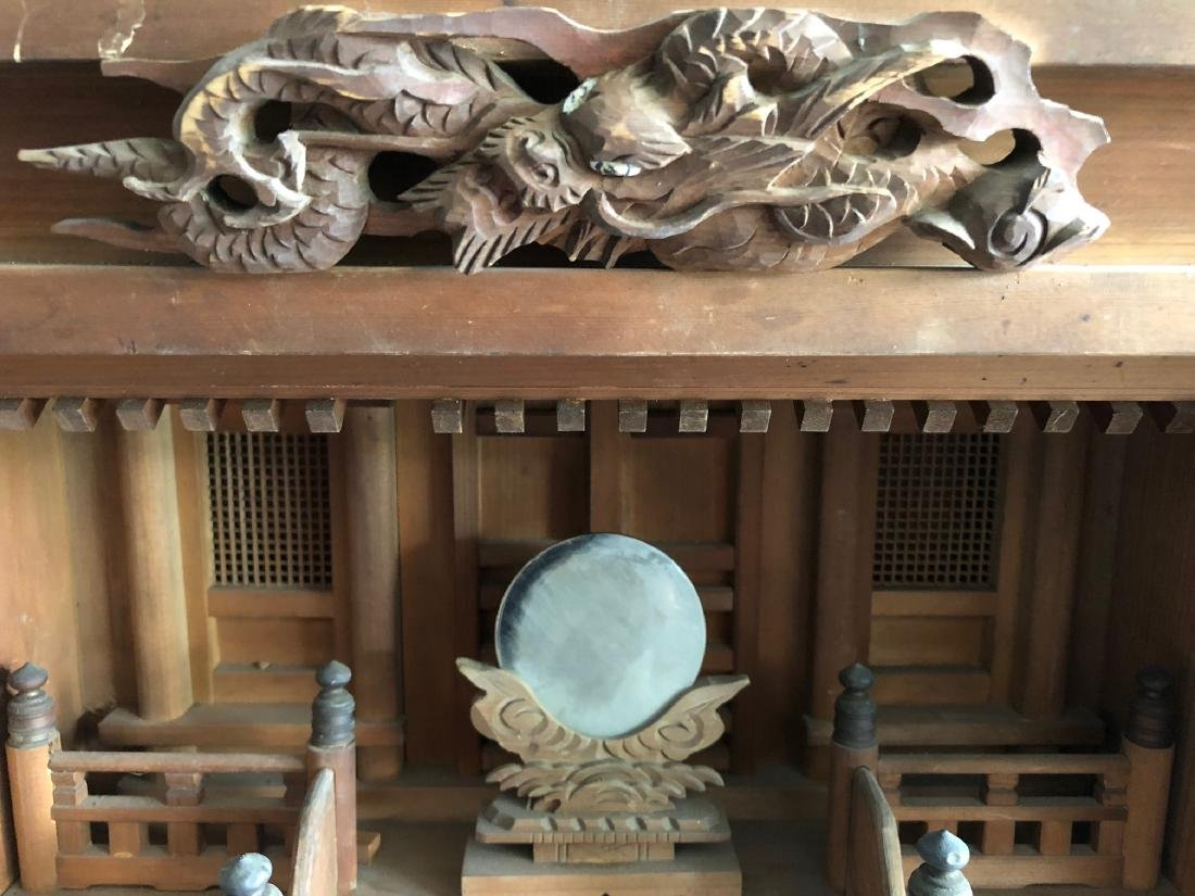 Very nice original Japanese shinds (temple) also called - 2