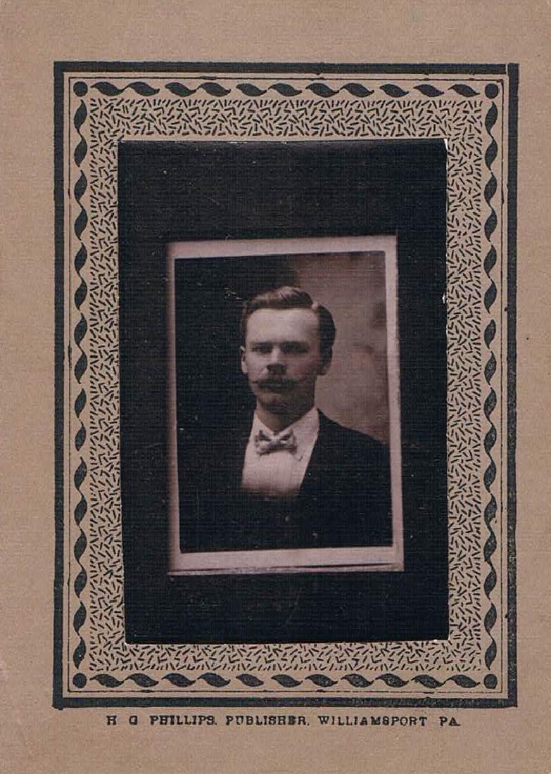 1899, E.A. MONROE