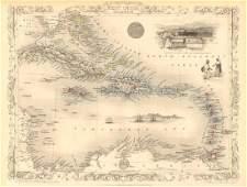 WEST INDIA ISLANDS. Caribbean Indies Antilles Bahamas.