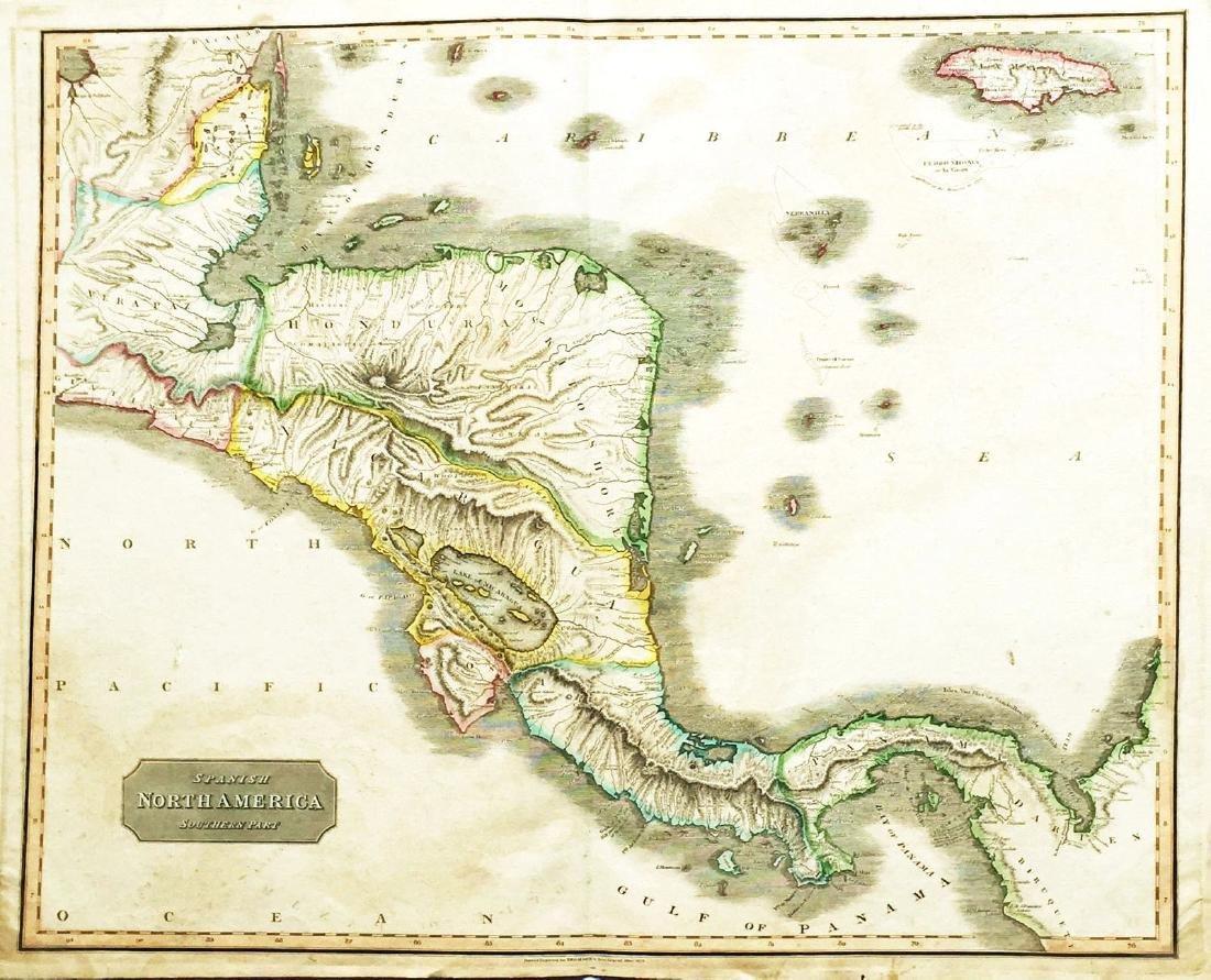 Thomson: Spanish North America / Central America