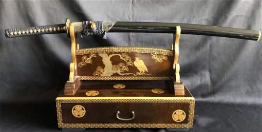 Very nice Sword for Tameshigiri and Iaito Katana is
