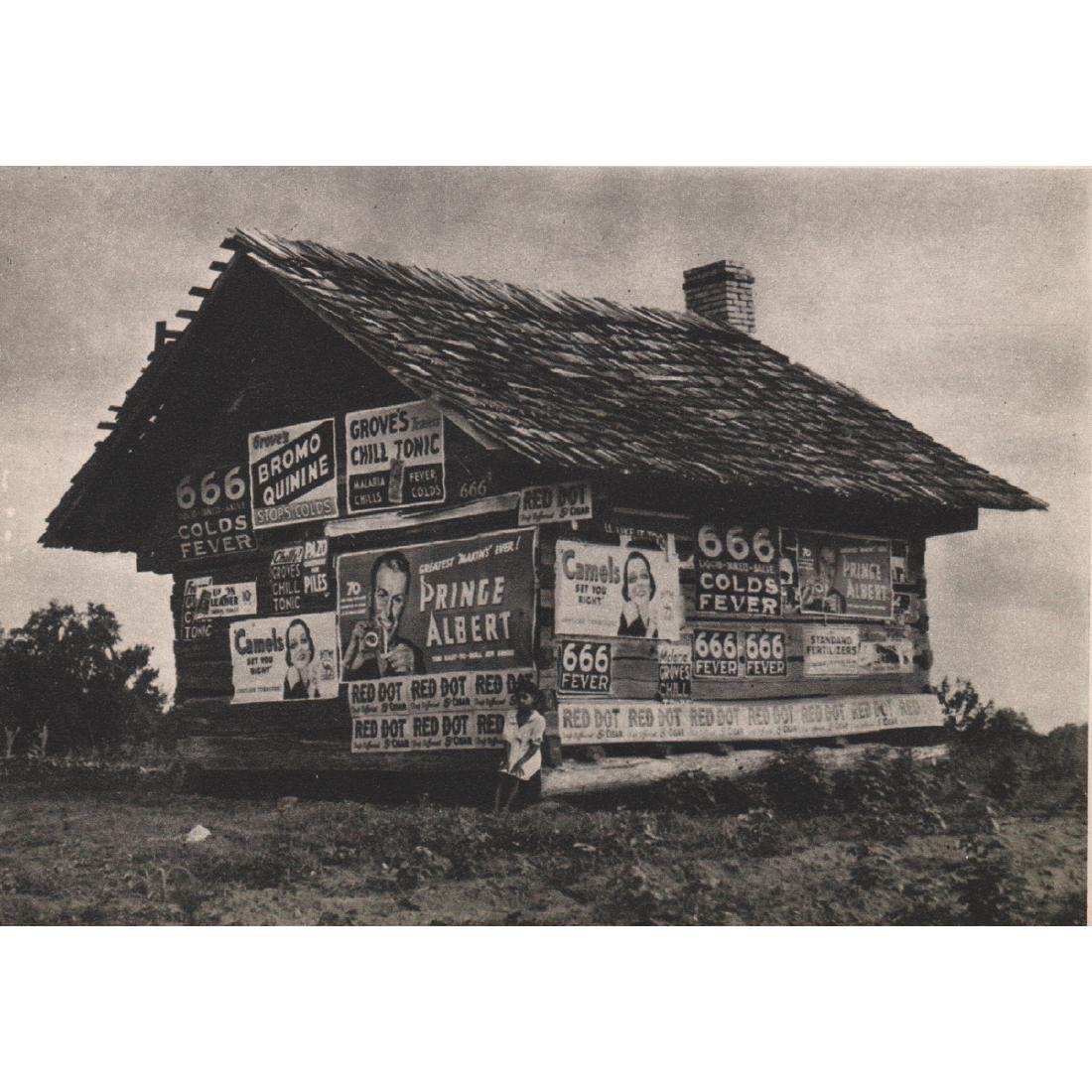 MARGARET BOURKE-WHITE - Montgomery Alabama
