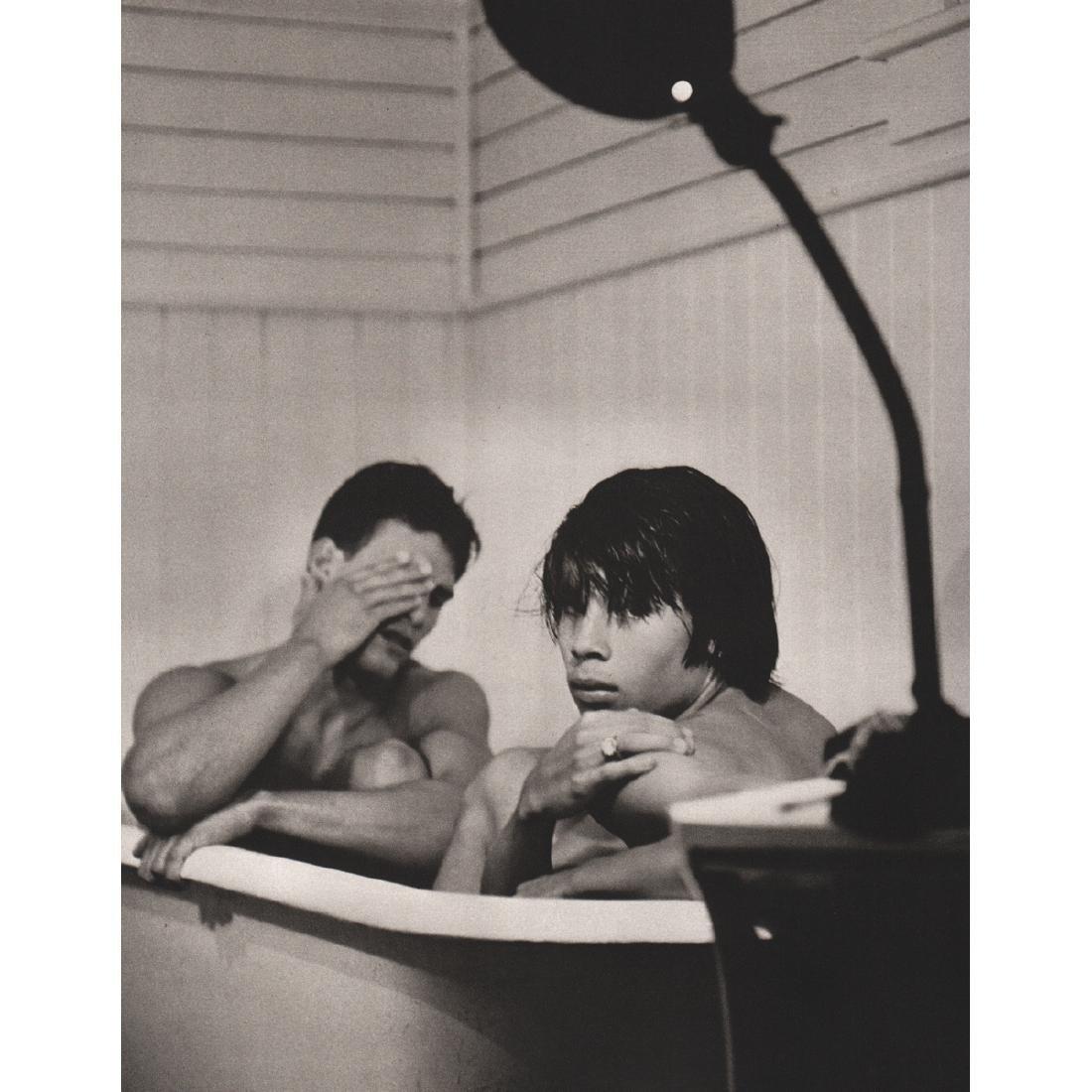 BRUCE WEBER - Brendan Kelly, Boxer, NYC 1986