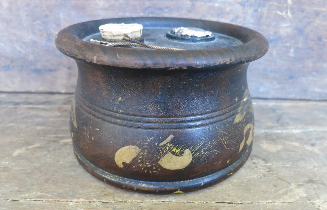 Large 19th C Silliman & Co Inkwell With American Eagle - 3