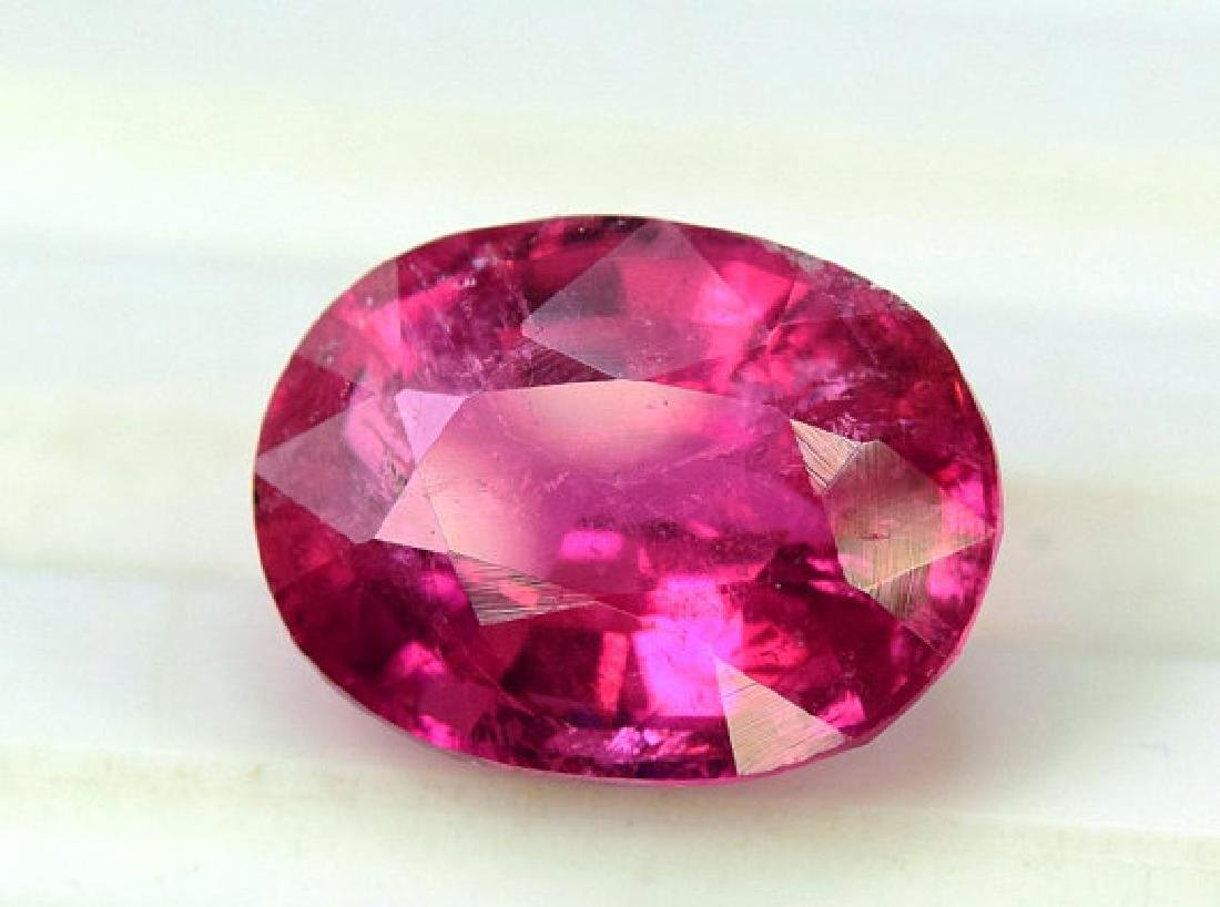 4.55 cts Natural Untreated Rubelite Tourmaline from