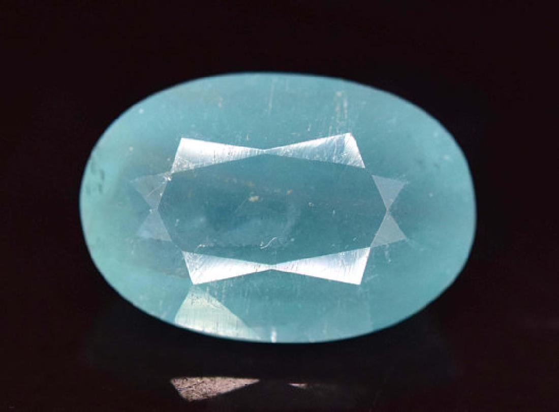 5.45 cts Natural Rare Grandidierite gemstone from