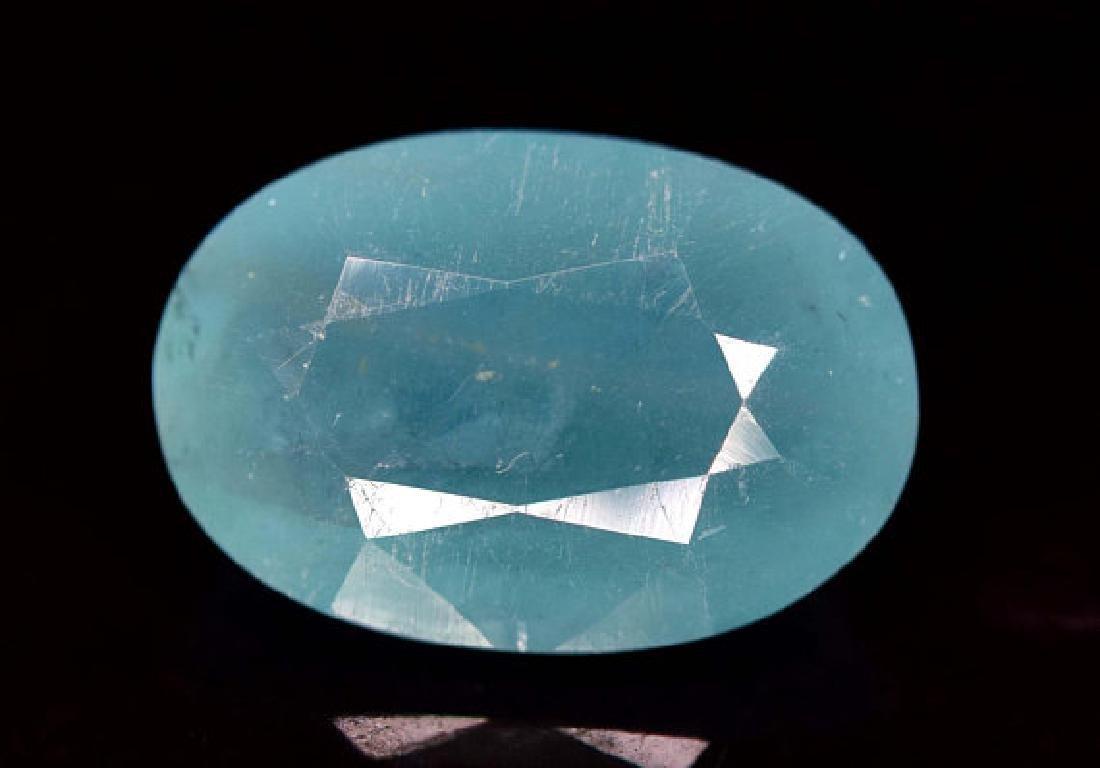 5.45 cts Natural Rare Grandidierite gemstone from - 2