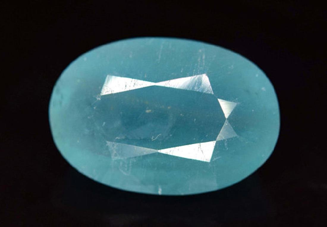 5.45 cts Natural Rare Grandidierite gemstone from - 3