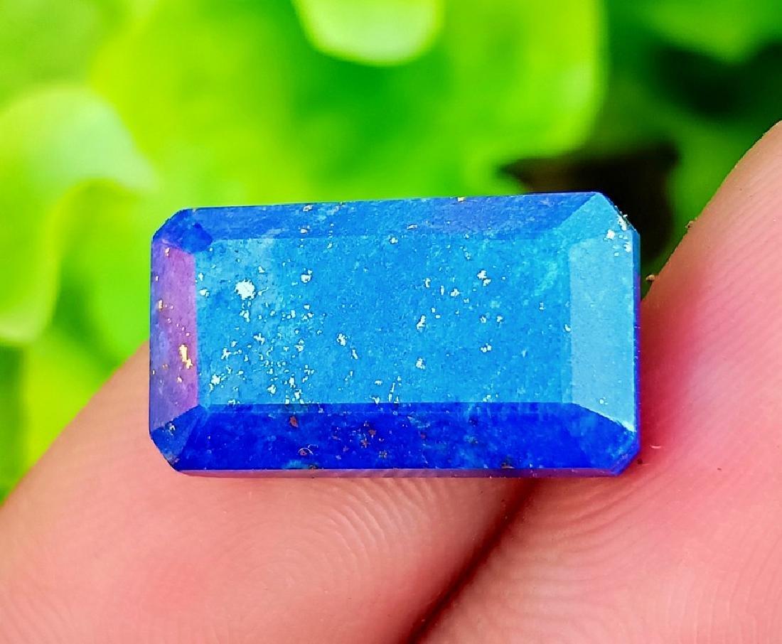 5.75 Carat Top Quality Natural Lapis Lazuli Gemstone~