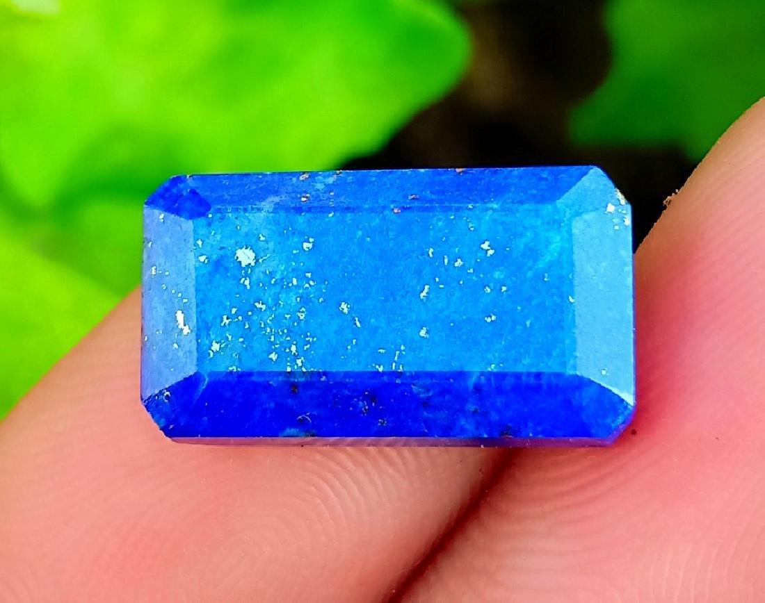 5.75 Carat Top Quality Natural Lapis Lazuli Gemstone~ - 3