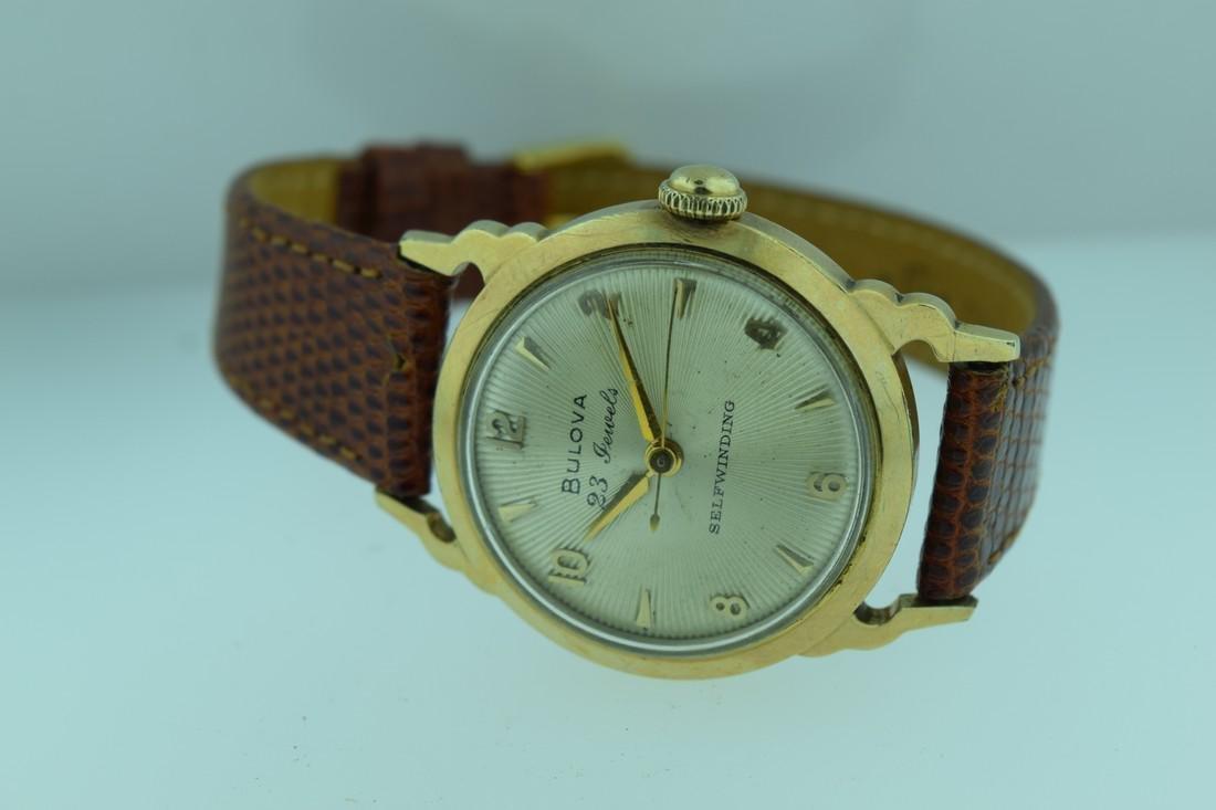 Vintage Bulova Selfwinding 23 Jewels Watch, 1954 - 10