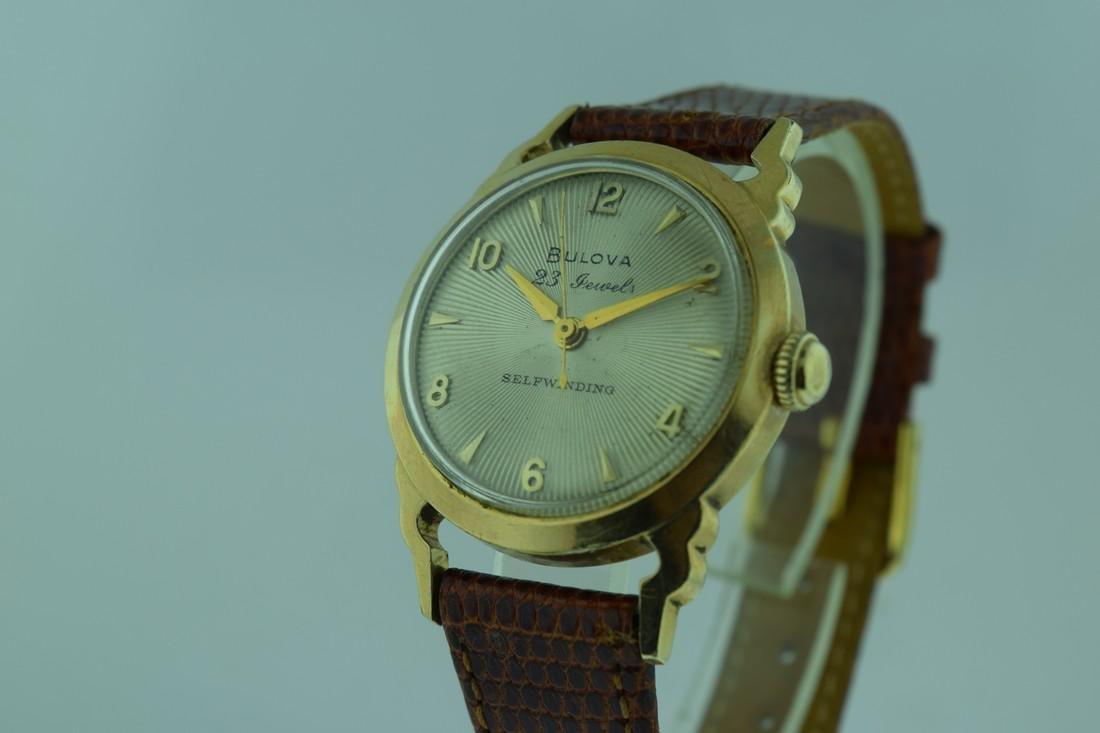 Vintage Bulova Selfwinding 23 Jewels Watch, 1954