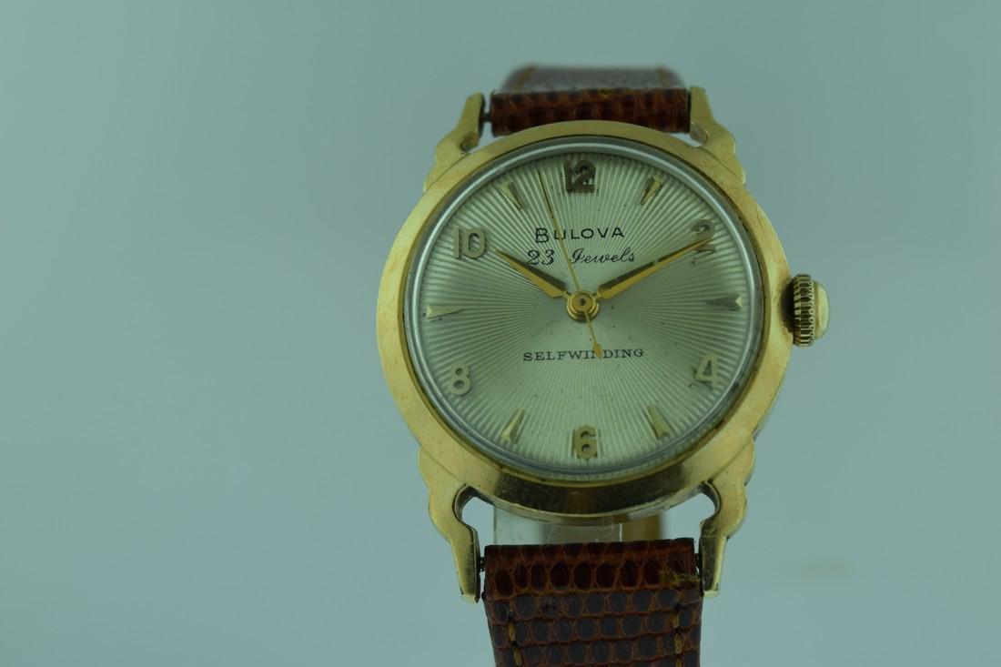 Vintage Bulova Selfwinding 23 Jewels Watch, 1954 - 2