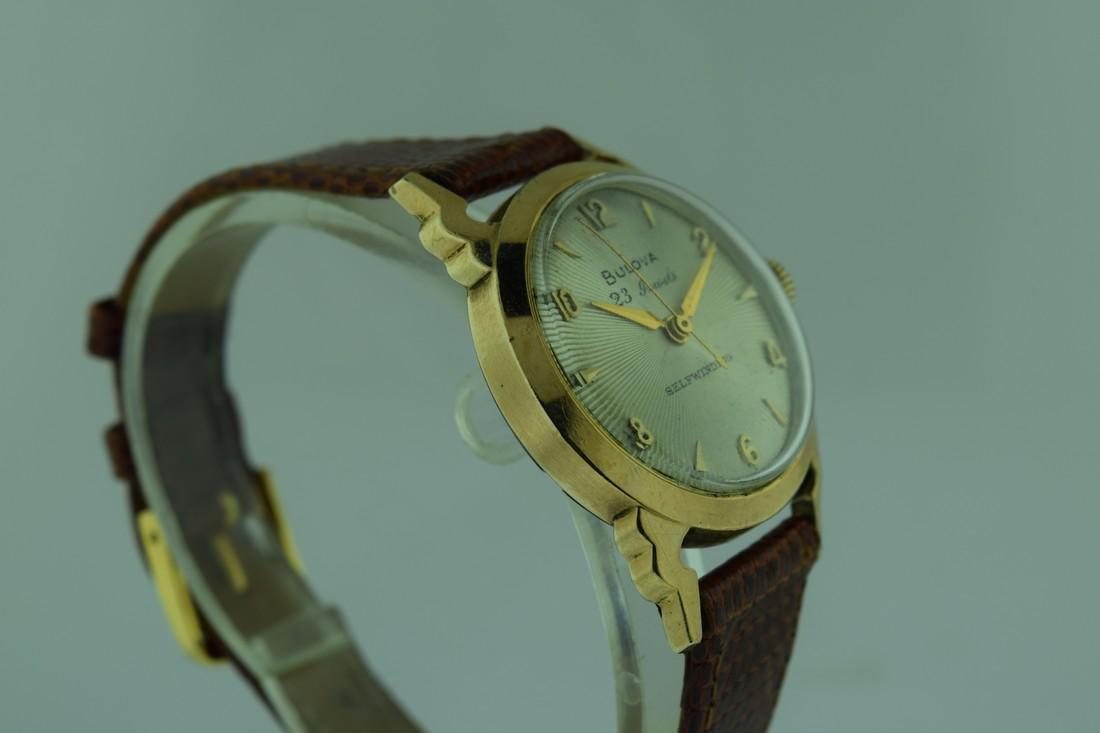 Vintage Bulova Selfwinding 23 Jewels Watch, 1954 - 5