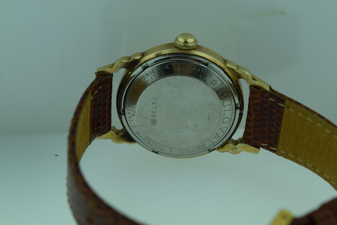 Vintage Bulova Selfwinding 23 Jewels Watch, 1954 - 8