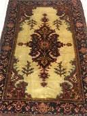 Semi Antique Hand Woven Persian Malayer 6.1x4.4