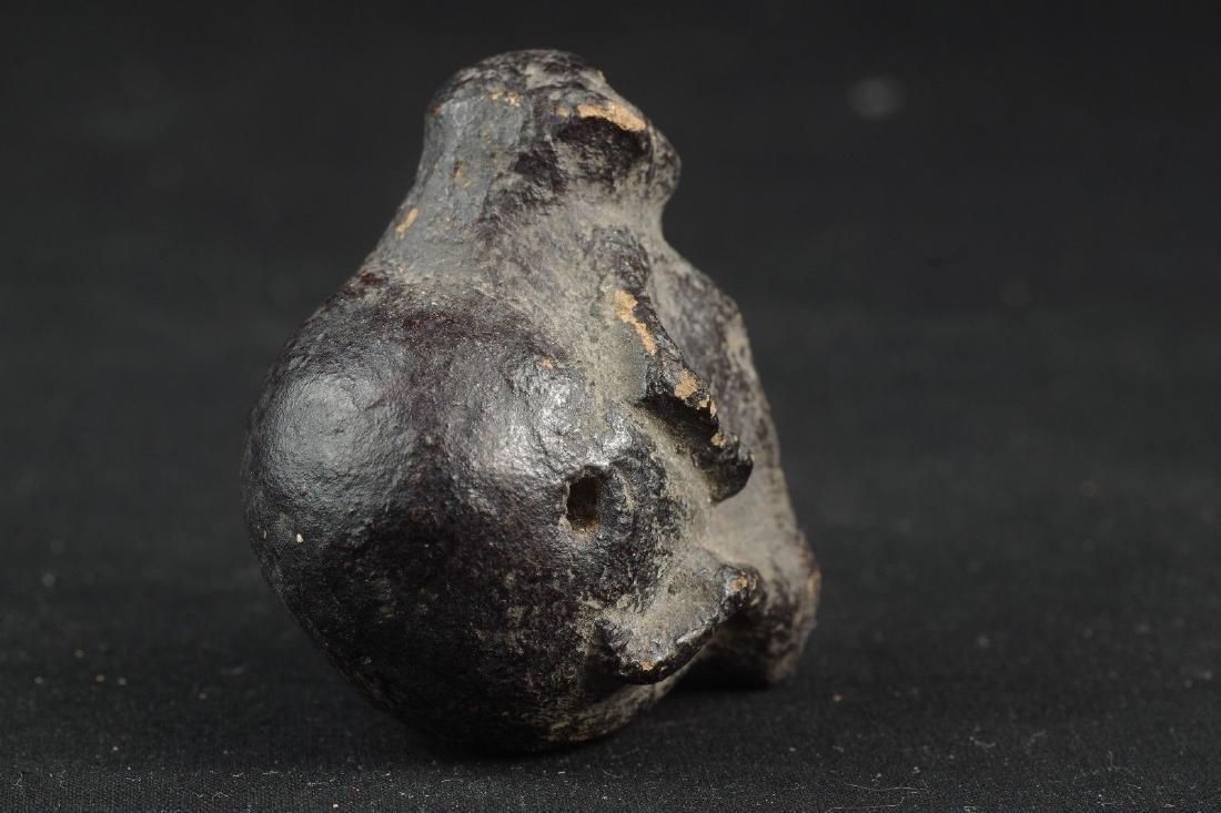 Old protective Sulawesi talisman monkey figure - - 6