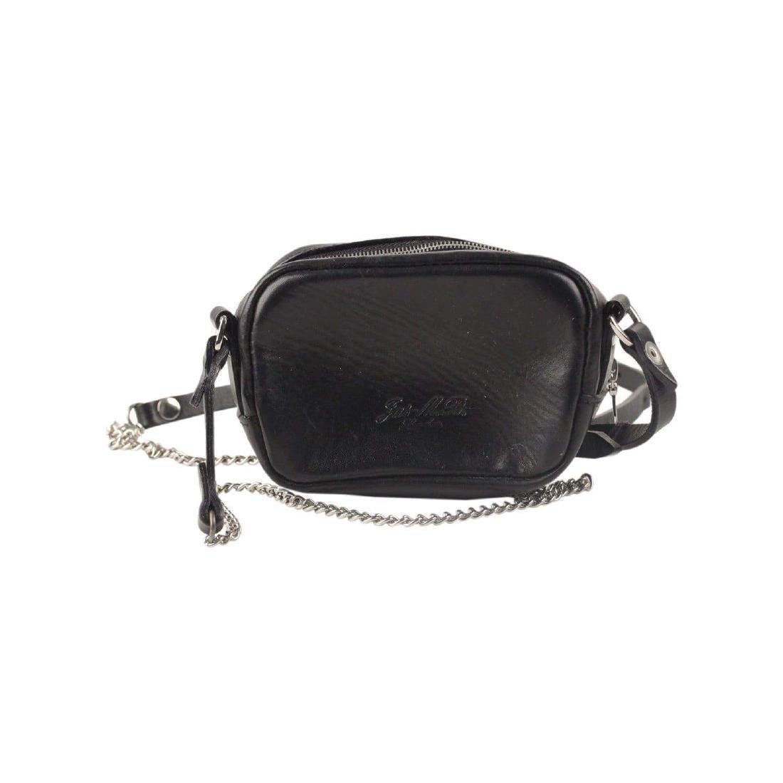 Jas M.B. London Mini Crossbody Messenger Bag