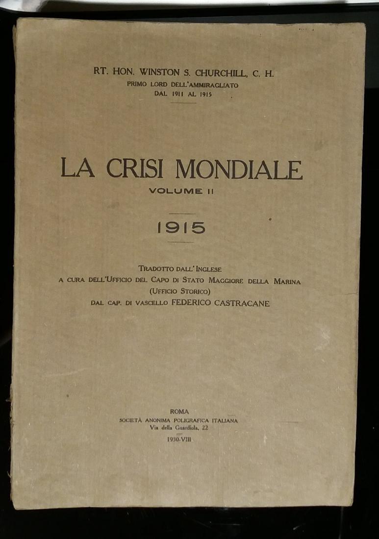 .La crisi mondiale. Vol.II: Churchill,Winston S - 2