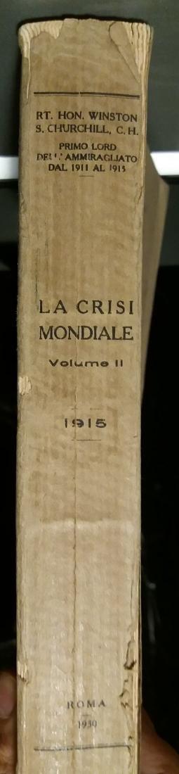 .La crisi mondiale. Vol.II: Churchill,Winston S - 3