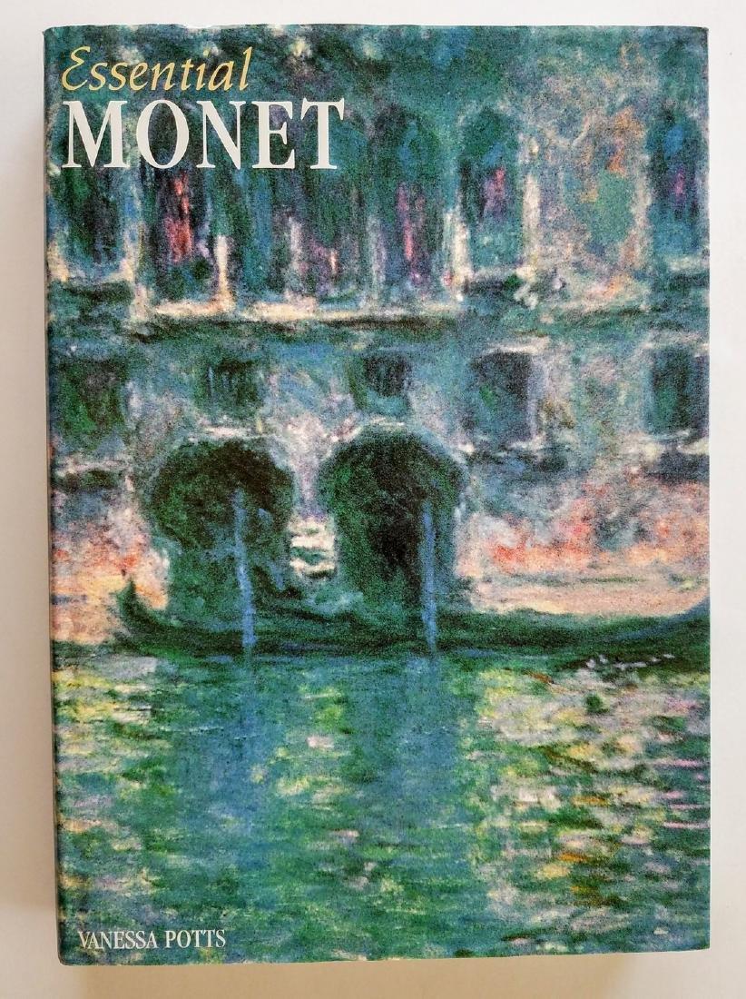Vanessa Potts.  Essential Monet.