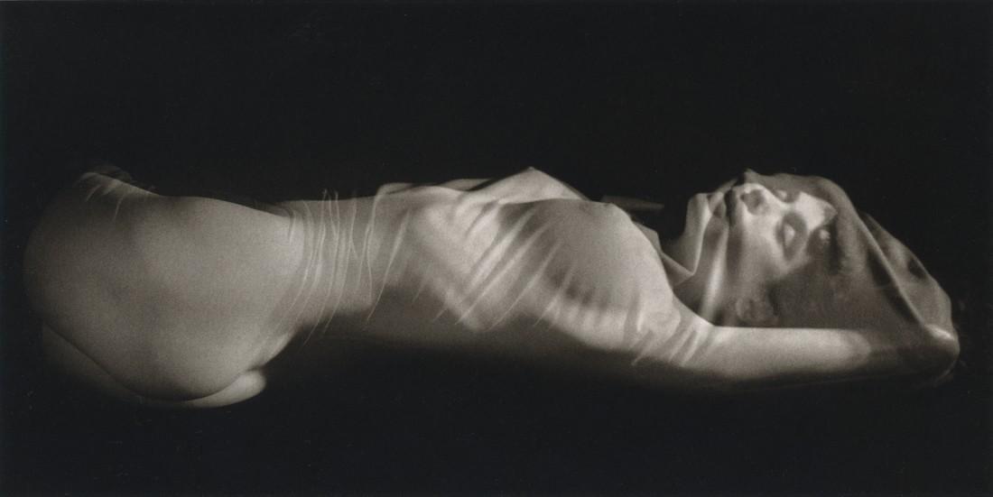 RUTH BERNHARD - Silk, 1968