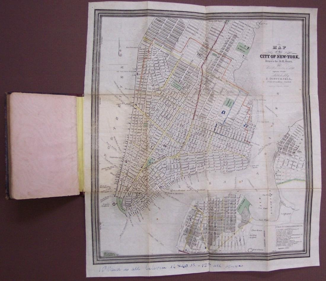Map of the City of New-York, - 3