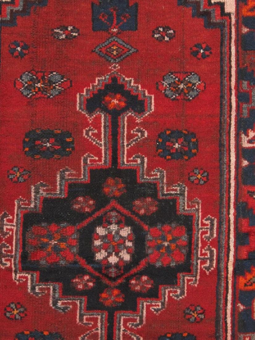 Vintage Shiraz Collection Hand-Knotted Lamb's Wool Area - 2