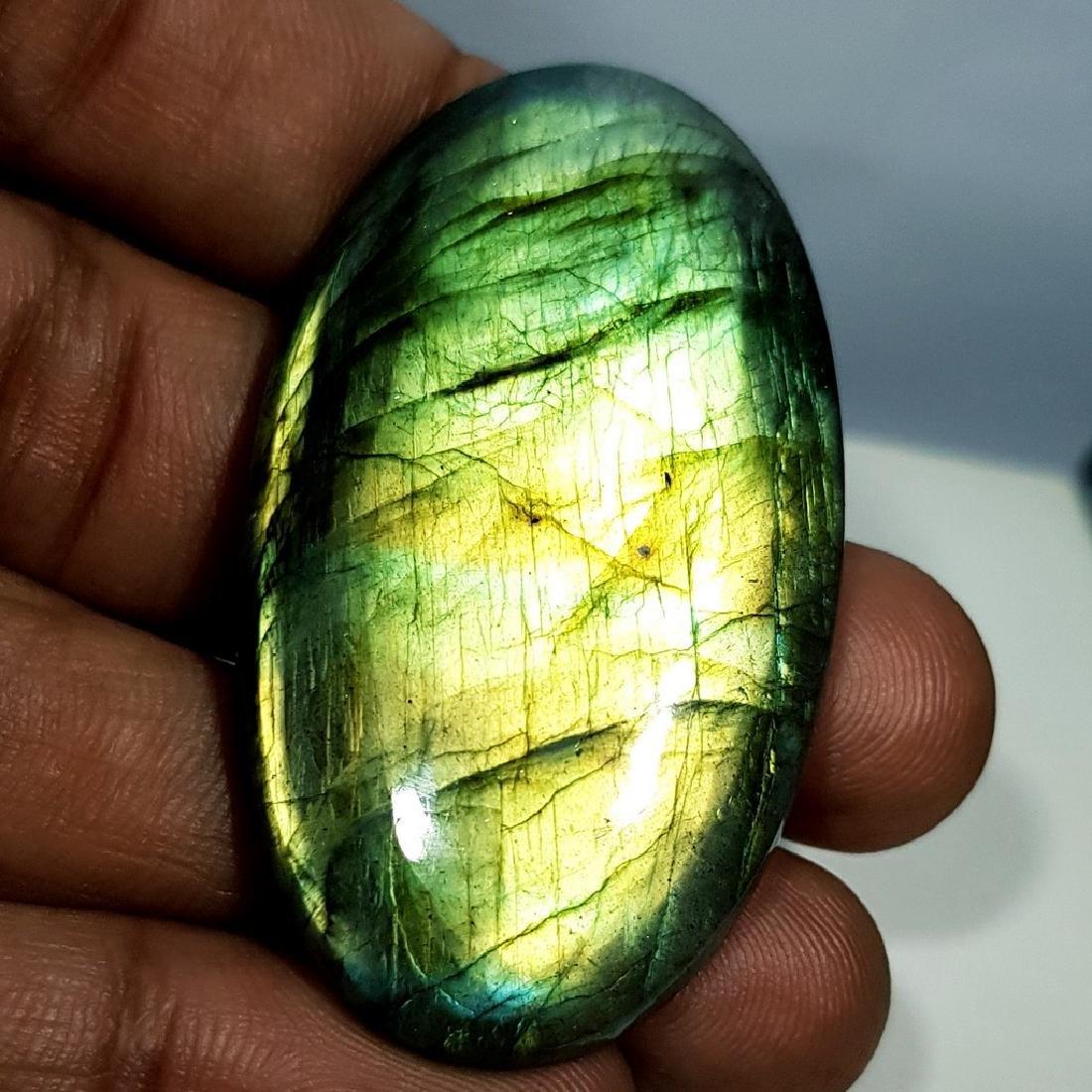 89.55 ct Natural Labradorite