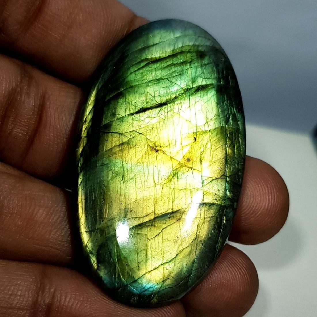 89.55 ct Natural Labradorite - 2
