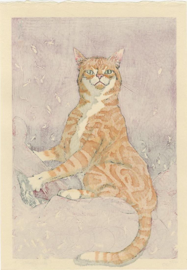 Paul Binnie - Cat Feathers - 2