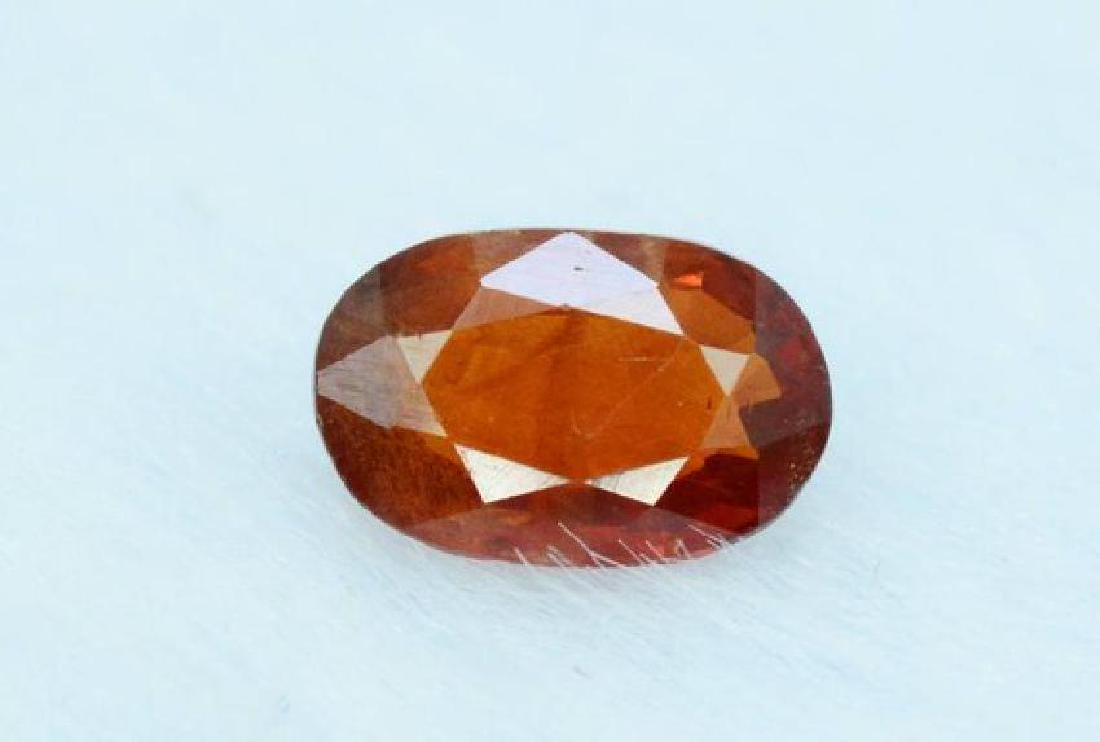 0.95 carats Extremely Rare Fanta Color Triplite Loose