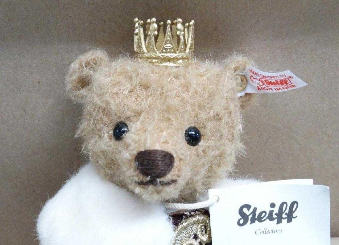 2013 STEIFF ANTONIA TEDDY BEAR CAFE AU LAIT LIMITED