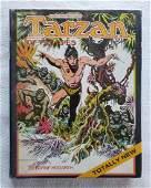 Tarzan of the Apes. Comic style.