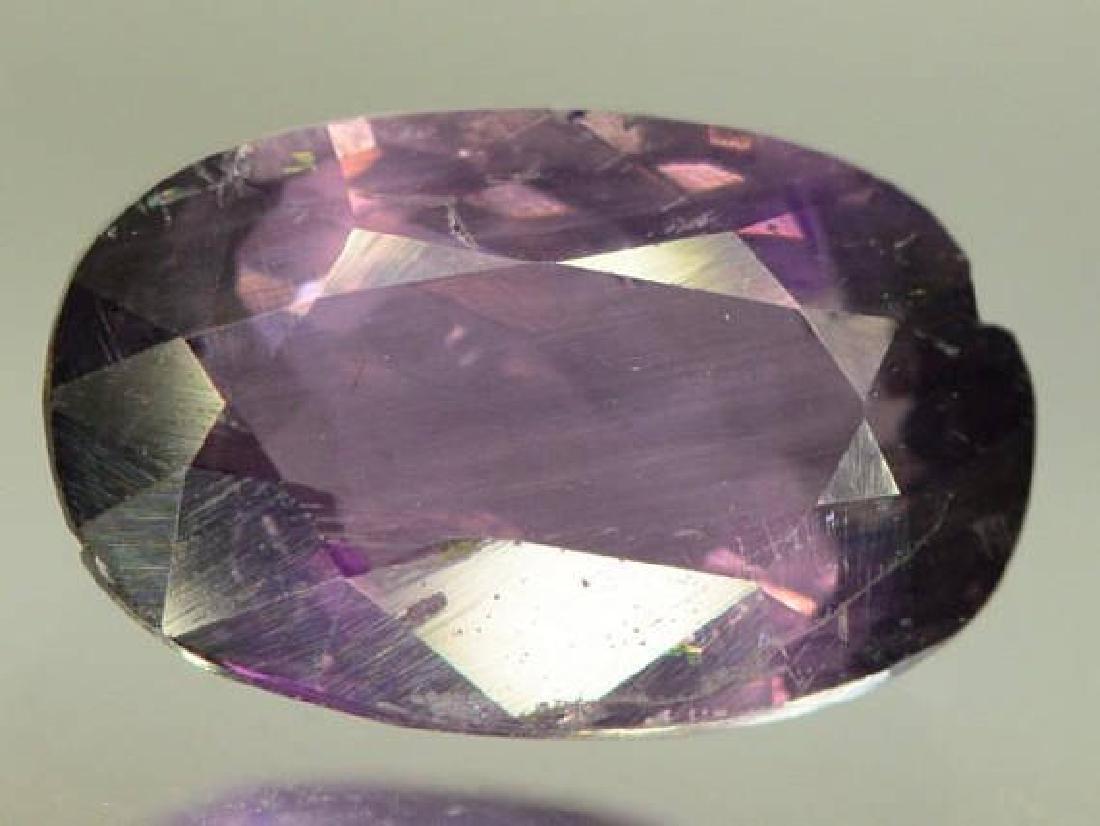 1.80 cts Dazzling Violet Purple Loose SCAPOLITE - 2