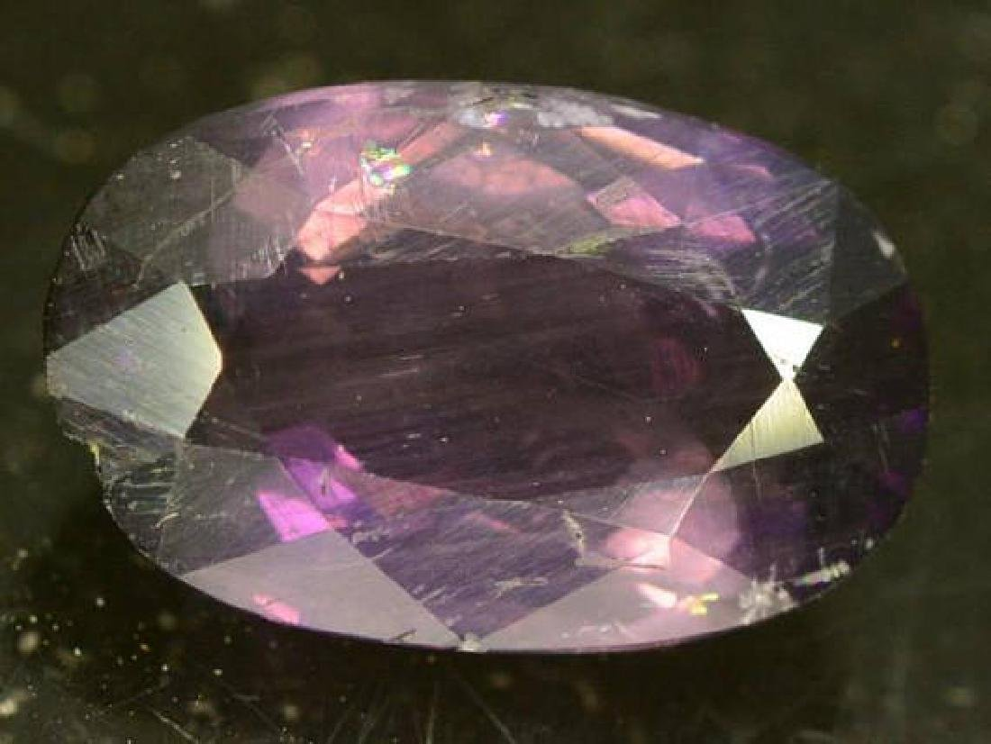 1.80 cts Dazzling Violet Purple Loose SCAPOLITE - 4