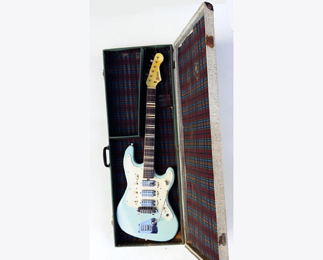 HOFNER 176 Deluxe + original Hardcase 60's