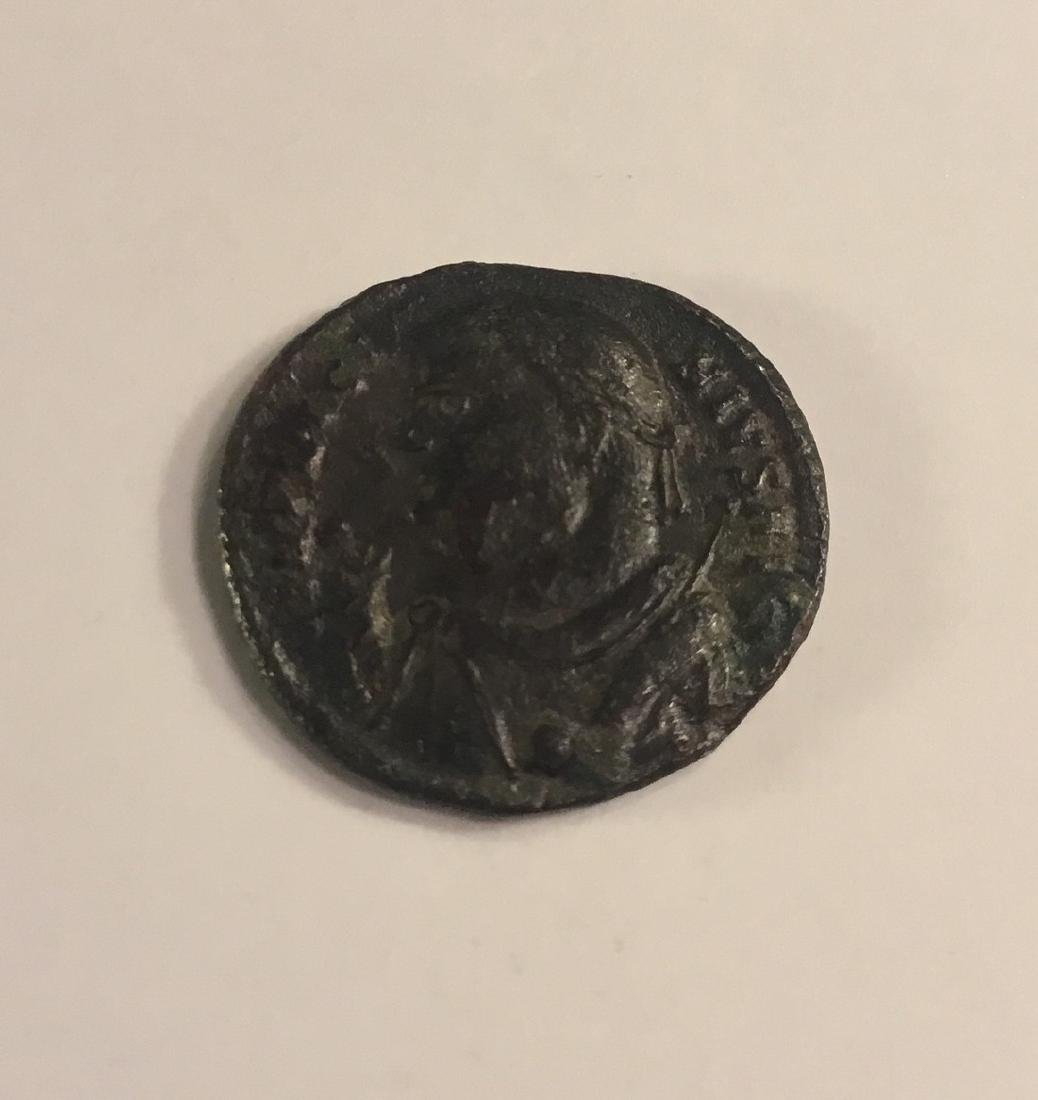 Roman Empire. Licinius ll 317-324 AD. Bronze follis.