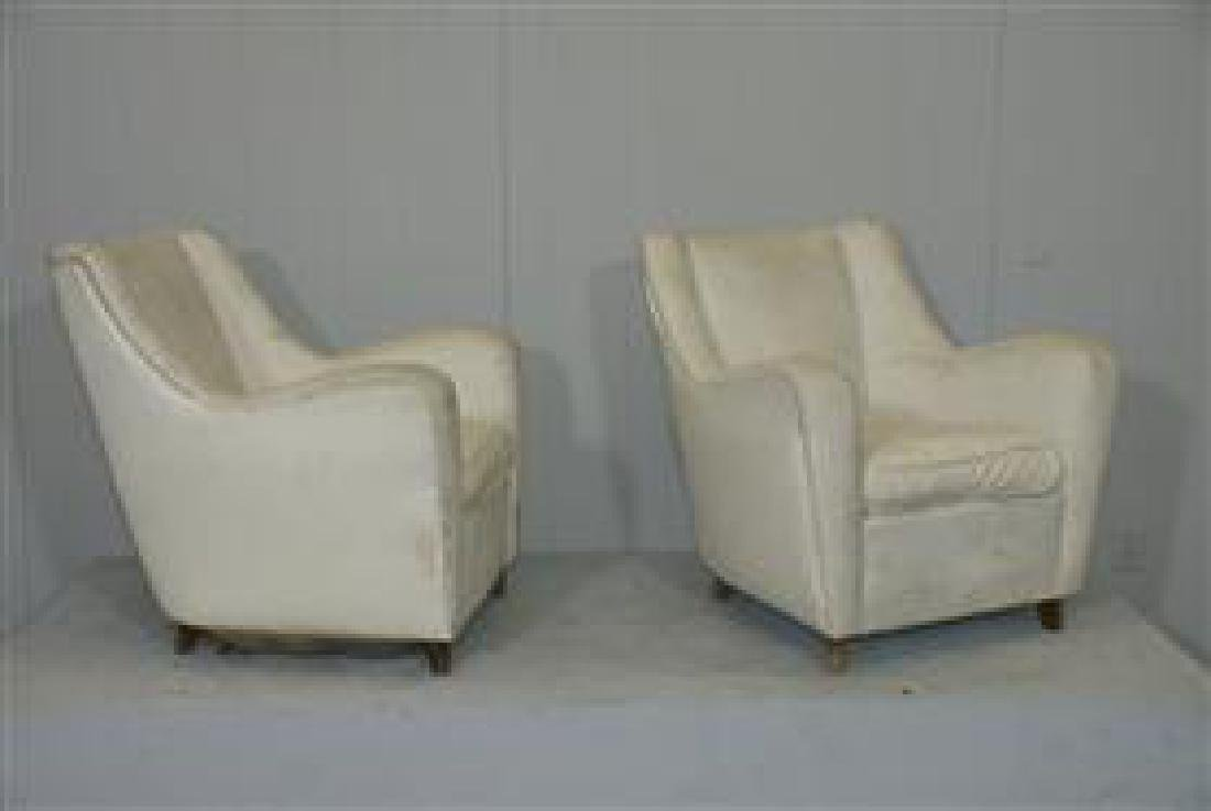 Pair Lounge Chairs - 2