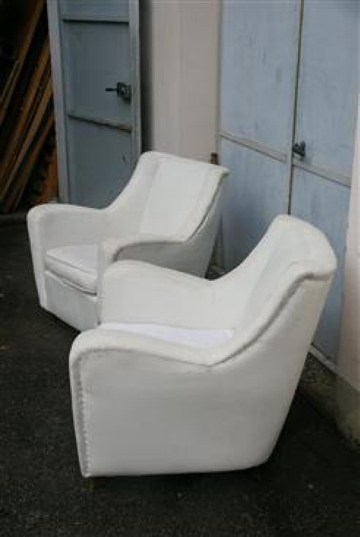 Pair Lounge Chairs - 5