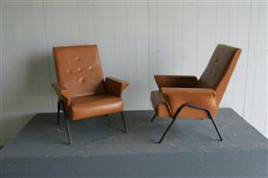 Pr. Med. Italian Lounge Chairs - 4