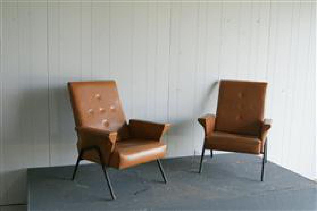 Pr. Med. Italian Lounge Chairs - 5