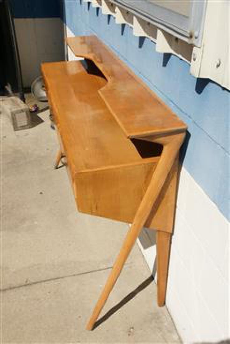 Cherry Wood Sideboard - 2